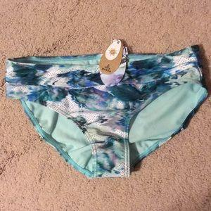 NWT-prAna Ramba bikini bottoms